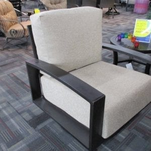 outdoor rocking patio chair